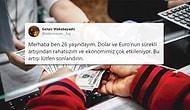 Haftaya Rekorla Başladılar: Dolar 7,60'ı, Euro 9 TL'yi Aştı
