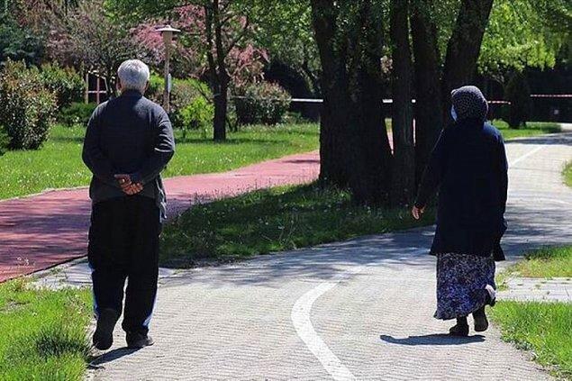 İl bazında 65 yaş üstü vatandaşlarımızın ulaşım saatlerinde sınırlama yapılabilecektir.