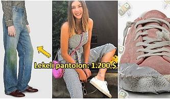 Son Dönemde Eskitilmiş ve Hatta Kirli Kıyafetlerin Yüksek Fiyatlara Satılmasının Altında Yatan İlginç Sebepler