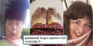 İdol müsün Be Kadın! Instagram'ı Kullanma Şekliyle Hepimizi Kendisine Hayran Bırakan Parla Şenol'un Muhteşem Pozları
