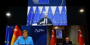 Erdoğan, Merkel ve Michel Görüştü: 'Türkiye ve Yunanistan İstikşafi Görüşmelere Hazır'