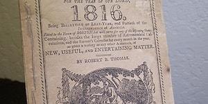 Yanlış Basılmış Bir Takvim ile Olacakları Önceden Haberdar Eden İnanılmaz Doğa Olayı: 1816 Yazsız Yıl