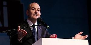 Soylu'dan AYM Başkanı'na Gönderme: 'Aldığı Komiser Yardımcılarının Yüzde 41'ini FETÖ'den İhraç Ettim'
