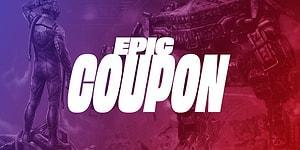 Epic Games'ten Kampanya: 60 TL İndirim Kuponunu Kaçırma!