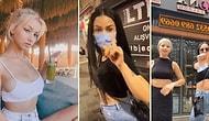 Taksim'de Rastgele Erkeklerin Ellerini Tutup Taciz Eden Kadınların Tepki Çeken TikTok Videosu