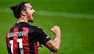 Ibrahimovic Bildiğiniz Gibi: 'Kovid-19 Bana Meydan Okuyacak Cesarete Sahipmiş, Kötü Fikir!'