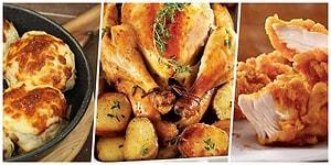 Tavuğun En Lezzetli Hallerini Bir Araya Getirdik! Mükemmel 12 Tavuk Yemeği Tarifi