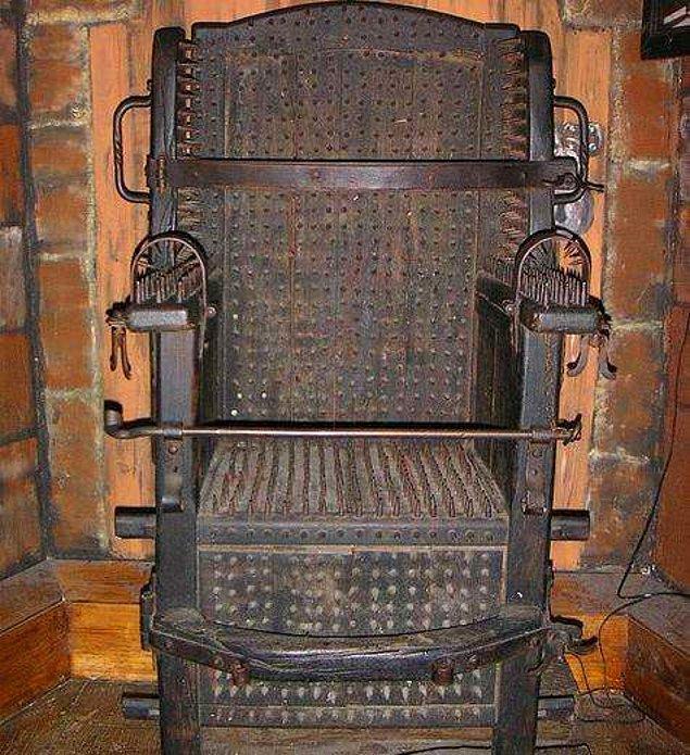 10. Engizisyon Sandalyesi