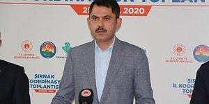 Bakan Murat Kurum, Vatandaşlara Seslendi: 'Riskli Binalarda Oturmayalım, Enkaz Altında Can Aramak İstemiyoruz'
