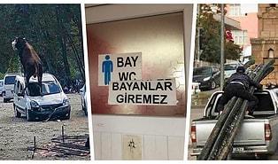 Sadece Çılgın Olayların Şehri Samsun'da Yaşayanların Şaşırmadan Yoluna Devam Edeceği 32 Absürt Durum