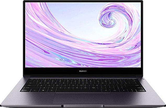 "2) Huawei Matebook D 14 Ryzen 5 3500U 8 GB 512 GB SSD Radeon Vega 8 14"" Full HD Notebook"