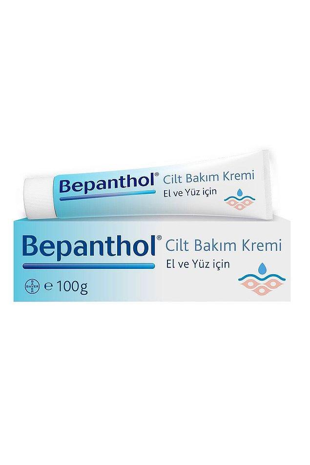 9. Her evin olmazsa olmazı Bepanthol, şimdi indirimli fiyatıyla senin olmaya hazır.
