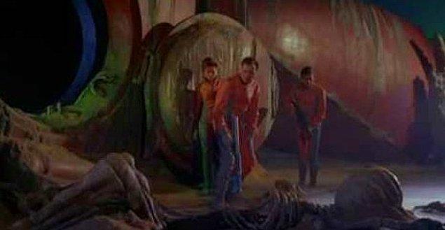 """18. """"Terrore Nello Spazio"""" (Vampirlerin Gezegeni) (1965)"""