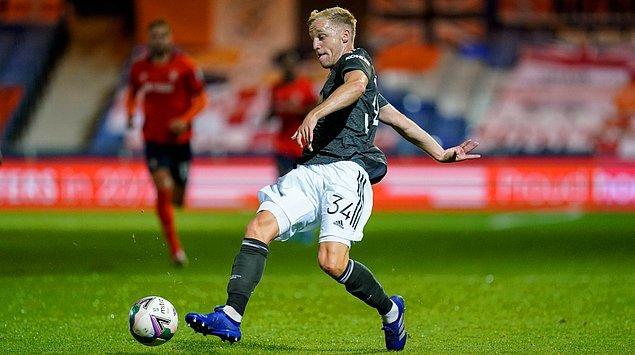 34. Donny van de Beek - 44 milyon euro