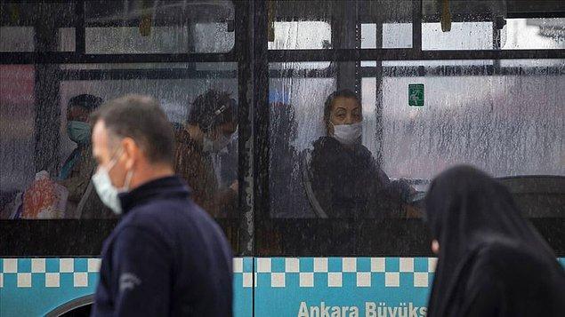 Ankara'da salgın yüzde 30 geriledi