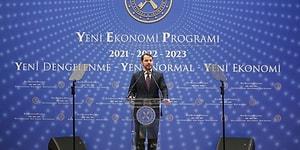 Berat Albayrak Yeni Ekonomi Programını Açıkladı: Büyüme Tahmini Düşürüldü, İşsizlik Tahmini Arttı