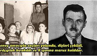 Toplama Kamplarının Ölüm Meleği Dr. Mengele'nin Deneği Olarak Auschwitz'den Sağ Kurtulan 7 Kişilik Cüce Ailesi