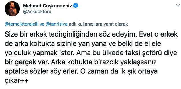 Posta Gazetesi yazarı Mehmet Coşkundeniz'in de konuya böyle bir bakış açısı var.
