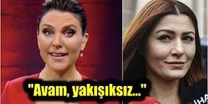 Ece Üner'in Kim Kardashian'a Yönelik Sözlerine Deniz Çakır'dan Çok Sert Bir Tepki Geldi, Ece Üner Işık Hızıyla Cevap Verdi