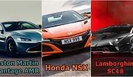 Her Erkeğin Direksiyon Koltuğuna Oturmanın Hayalini Kurduğu 12 Spor Araba