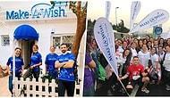 Çocukların Hayallerini Gerçekleştirerek Onlarla Sıcacık Duyguları Paylaşan 'Make A Wish' İle Tanışın!