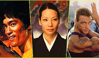Aksiyon Filmlerinde Rol Alan Yıldızların Hangi Dövüş Sanatlarında Usta Olduğunu Biliyor muydunuz?