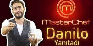 MasterChef Danilo Şef Sosyal Medyadan Gelen Soruları Cevaplıyor!