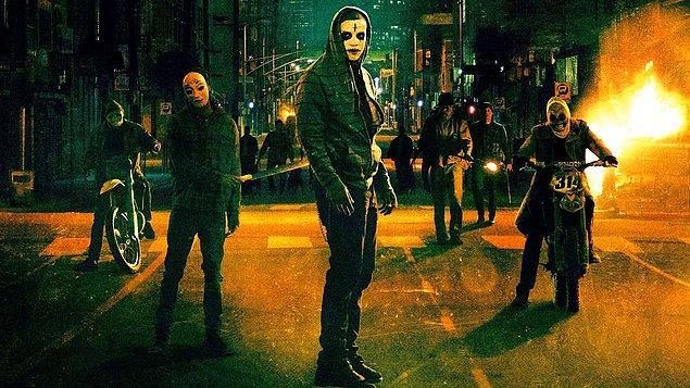 20. The Purge: Anarchy / 23 Ekim