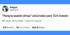 Türk Lirası'nın Değer Kaybı Sonrası Sitemini Güldürerek Vererek Duygulara Tercüman Olanlar