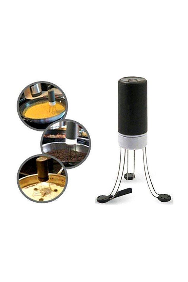 3. Otomatik yemek karıştırıcı mikser