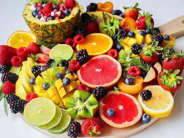 3. Tropikal meyveler de artık sadece yalılara özel değil.