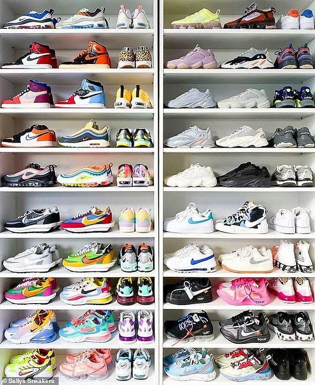 12. Spor ayakkabılar