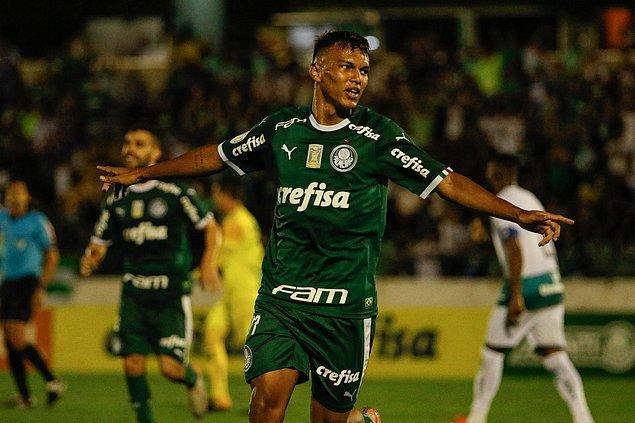 21. Gabriel Veron / SE Palmeiras / 25 milyon €