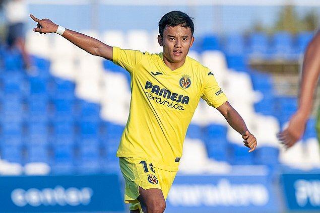 16. Takefusa Kubo / Real Madrid (Kiralık: Villareal) / 30 milyon €