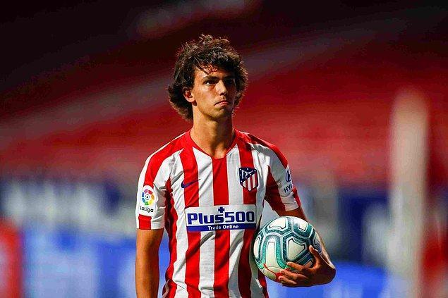 2. João Félix / Atlético Madrid / 81 milyon €