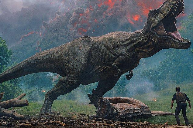 10. İnsanlar ve dinozorlar asla aynı anda yaşamamışlardır. Yaşadığımıza inanılsa da aramızda 63 milyon yıl var.