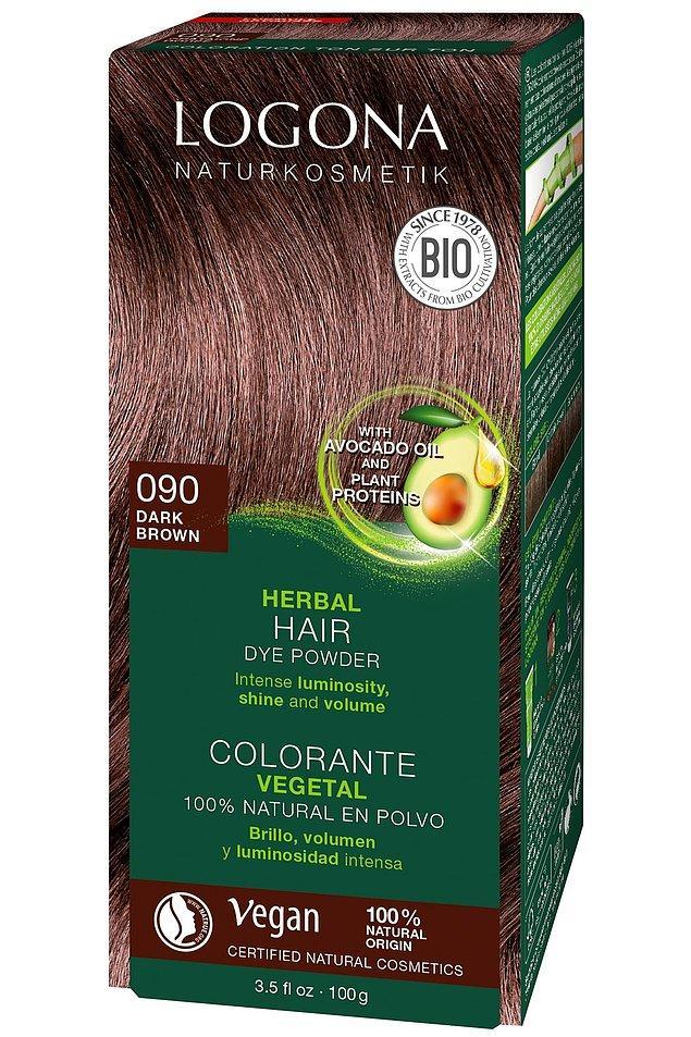 16. Bitkisel boya, kimyasal boyalar gibi saçın doğal yapısını bozmaz, aksine her bir saç telinin dışını koruyucu bir film gibi sarar: