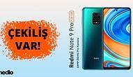 Onedio Çekilişi Başladı: Xiaomi Redmi Note 9 Pro 128 GB Akıllı Telefon Veriyoruz!