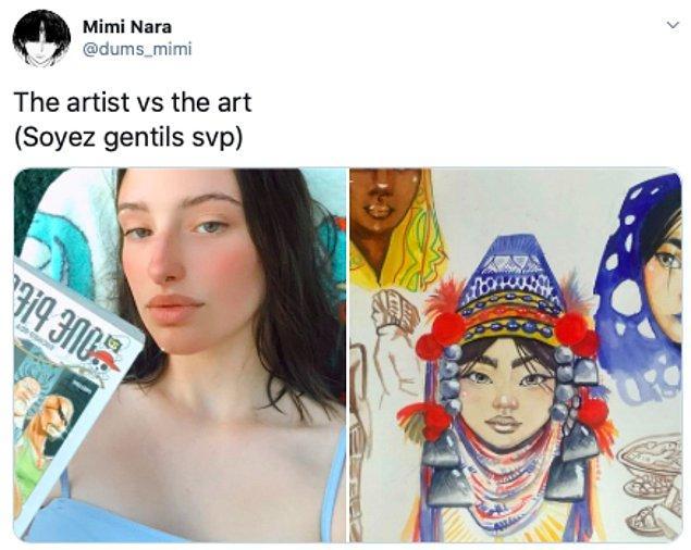"""17. """"Sanatçı vs sanat (nazik olun lütfen)"""""""
