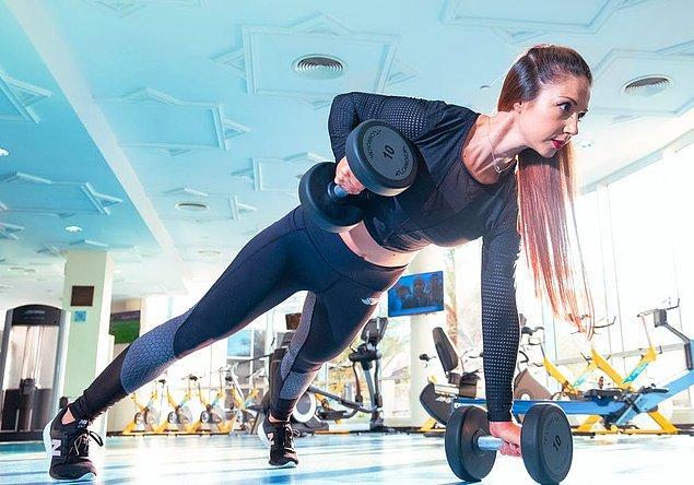 Aktif bir vücuda sahipsin, haydi onu rutine oturtalım! Senin seviyen orta ile ileri arasında.