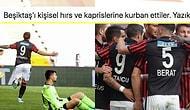 Beşiktaş Yokları Oynuyor! Gençlerbirliği'nin Ligdeki İlk Golünü Attığı ve İlk Galibiyetini Aldığı Maçta Yaşananlar ve Tepkiler