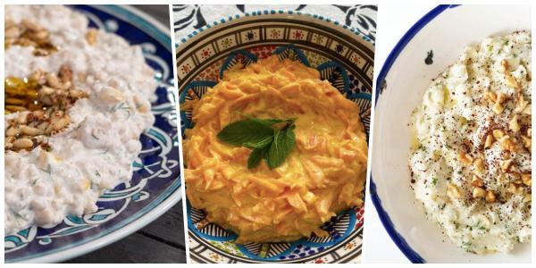 Kaşık Kaşık Yemeye Doyamayacağınız Hafifliği ve Doyuruculuğuyla Her Sofranın Olmazsa Olmazı 11 Yoğurtlu Salata Tarifi
