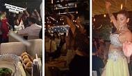 İstanbul'da Dansözlü Parti: 'Corona Bak Dalgana Kardeşim Manyak Olursun'