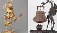 Görenleri Kendisine Hayran Bırakan Hem Estetik Hem de Oldukça Enteresan Eserler