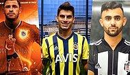 Bombalar Art Arda Patladı! Transferin Son Gününde Süper Lig'de Gelenlerin Tümü