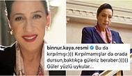Kırmızı Oda Dizisinin Yıldızı Binnur Kaya, Instagram'ında Paylaştığı Fotoğraflarda Kırpmayı Unuttuğu Detaylarla Herkesi Gülümsetti