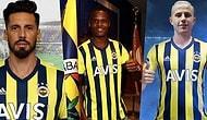 Alo Ben Emre Abin! Fenerbahçe Tam 18 Futbolcuyu Kadrosuna Katarak Transfer Sezonunun Şampiyonu Oldu