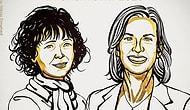 İki Kadının Zaferi: 2020 Nobel Kimya Ödülü Sahiplerini Buldu