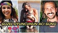 Özgü Namal'ın Eşi Ahmet Serdar Oral Kalp Krizi Geçirerek Hayatını Kaybetti