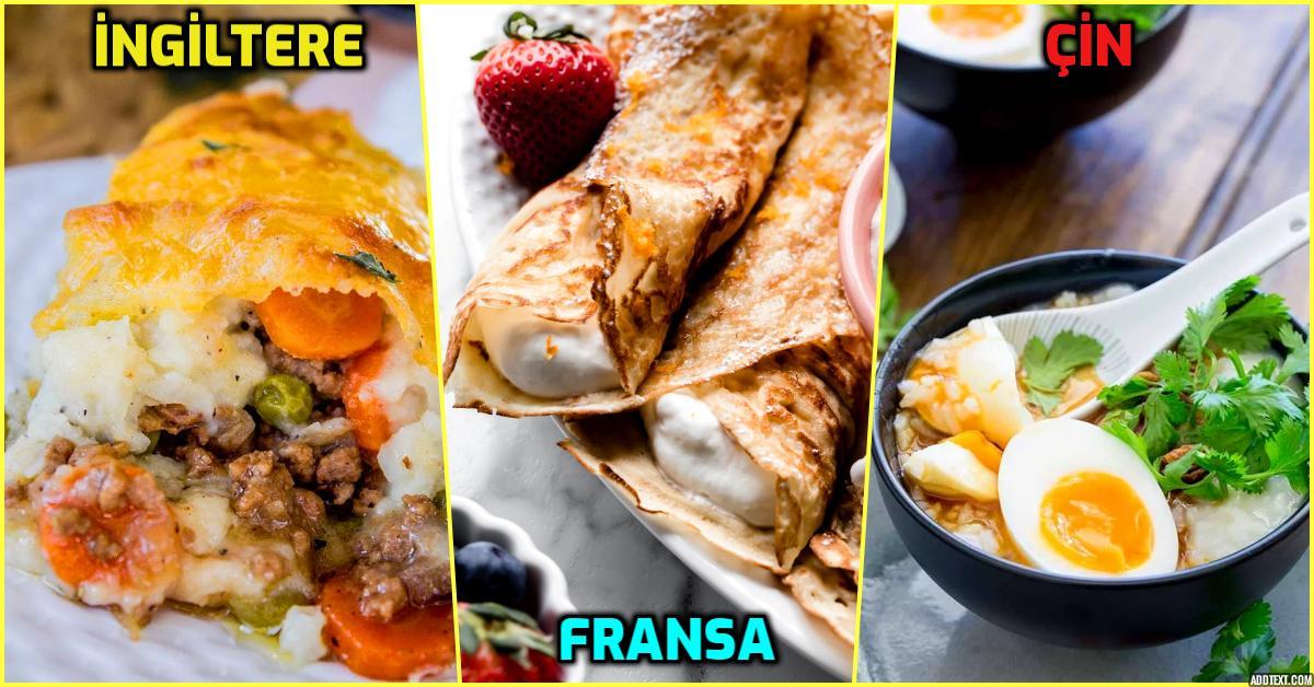 Kokuları Bile Mutluluk Veriyor… Farklı Kültürlere Göre Yenildiği Zaman En İyi Hissettiren Yiyecekler